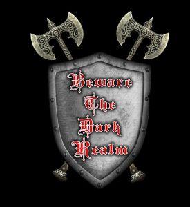 Beware the Dark Realm Home Haunt Halloween