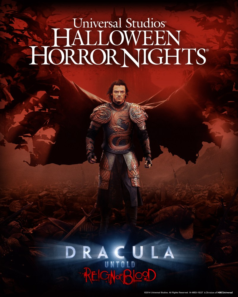 Halloween Horror Nights at Universal | Hollywood Gothique