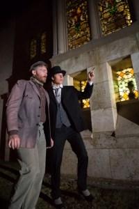 John-T-Cogan and Eric-Keitel in Dracula's Guest. Photo-by-Daniel-Kitayama.