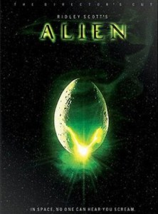 The director's cut of ALIEN launches the series on October 1.