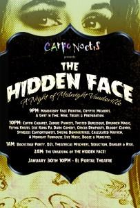 Carpe Noctis: The Hidden Face