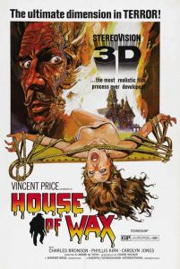 House of Wax re-release poster