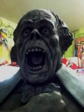 October Shadows 2014: Phantom of the Opera bust