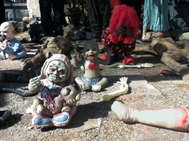 Western House of Darkness 2014: Demented Babies