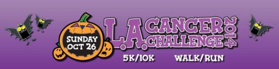 LA. Cancer Challenge 2014
