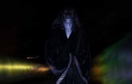 Los Angeles Haunted Hayride 2014 lizard man