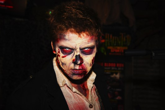 Haunted Hollywood Sports: Riley Zombie