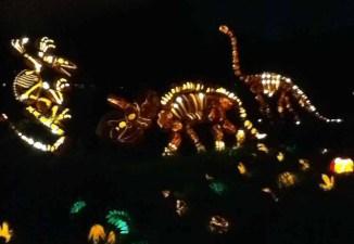 Rise of the Jack O'Lanterns 2014: Dinosaurs 2