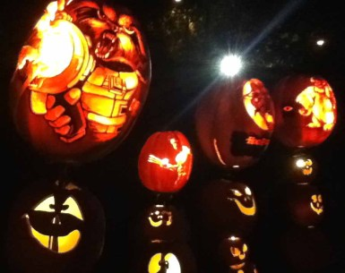Rise of the Jack O'Lanterns 2014: Guaridans of Galaxy