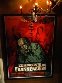 The Hollywood Museum: Evil of Frankenstein