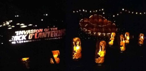 Rise of the Jack O'Lanterns 2014: Invasion