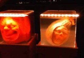 Rise of the Jack O'Lanterns 2014: Specimen Tanks