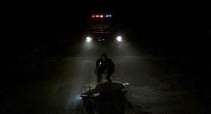 Dark Was the Night deer carcass
