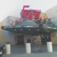 Fry's Electronics in Burbank