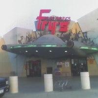 Fry's Electronics in Burbank