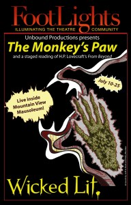 Monkey's paw art
