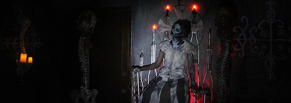Queen Mary Dark Harbor Voodoo