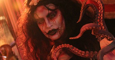 Queen Mary Dark Harbor Freakshow 2015