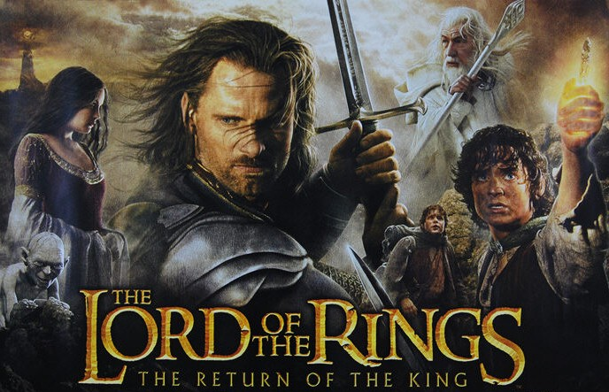 Image result for The Lord of the Rings, The Return of the King