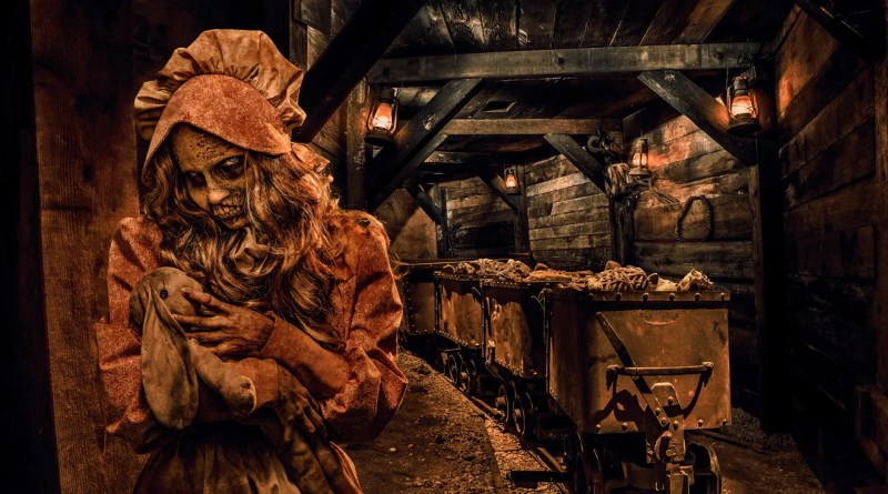 Knott's Scary Farm 2015: My Bloody Clementine