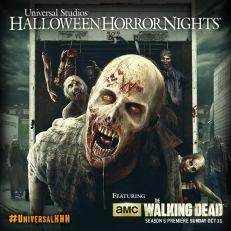 The Walking Dead at Halloween Horror Nights 2015