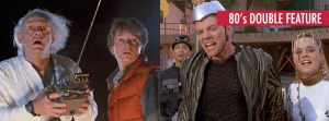 Back to the Future 1 and 2