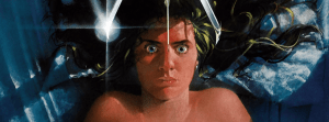 Nightmare on Elm Street banner
