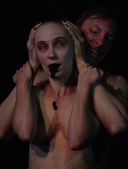 Urban Death Tour of Terror at Zombie Joe's Underground Theatre 103