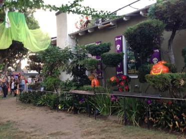Boney Island 2015 enchanted garden long shot