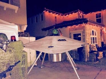 Butler Estate Flying Saucer