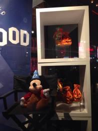 Disney store Mickey Halloween decor