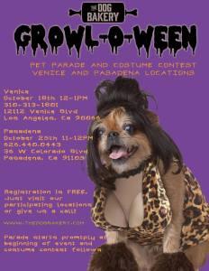 Growl-o-ween 2015