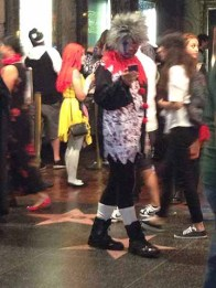 Hollywood Boulevard costumes
