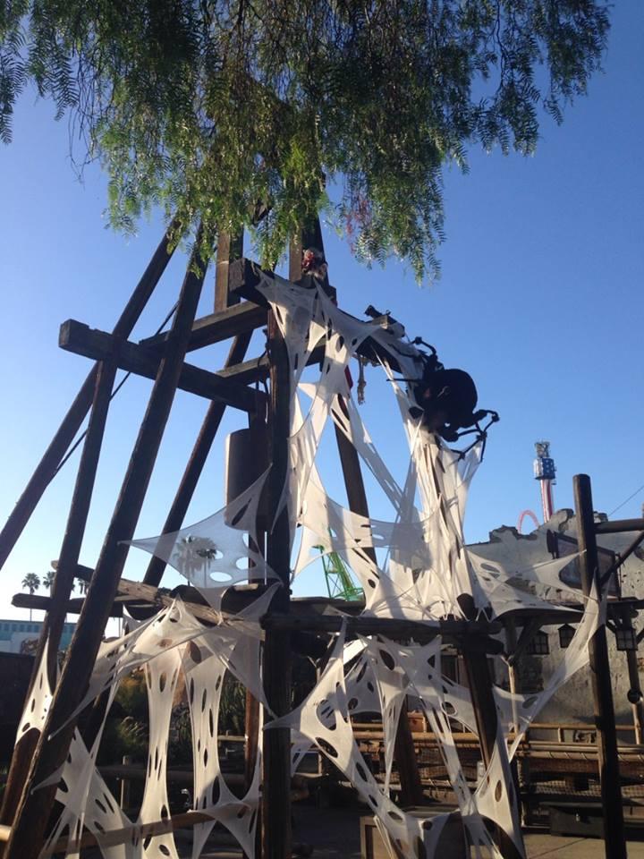 Knott's Spooky Farm 2015. Photo by Yuki Tanaka. Copyright 2015 Yuki Tanaka.