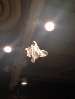 Mel's Ghost