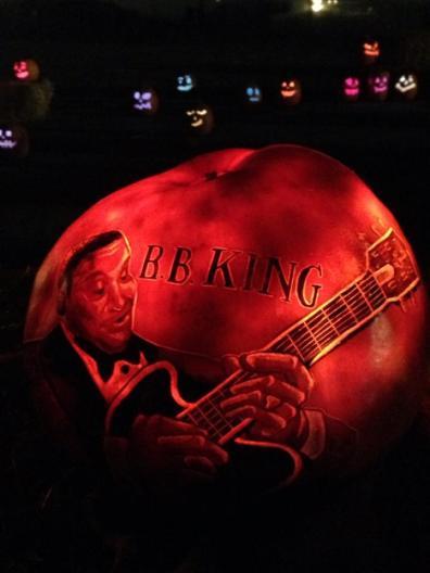 Rise of the Jack O'Lanterns 2015 b b king