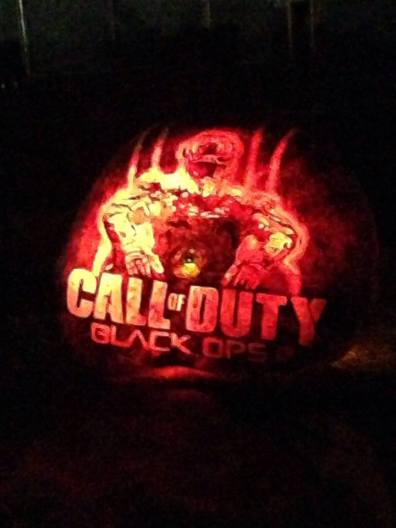 Rise of the Jack O'Lanterns 2015 call of duty