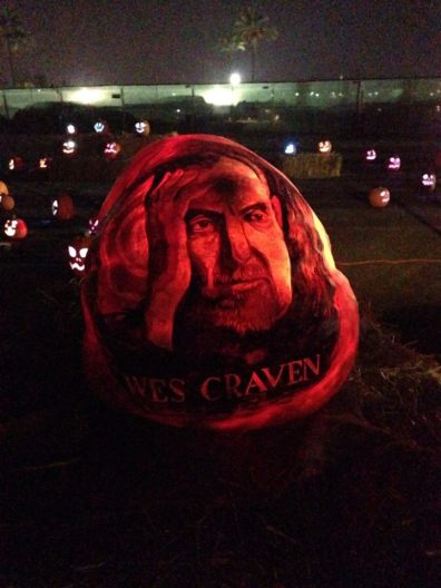 Rise of the Jack O'Lanterns 2015 wes craven
