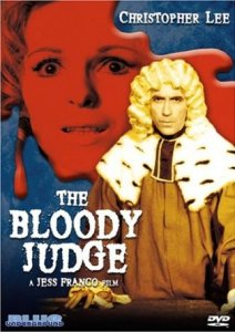 Bloody Judge DVD art