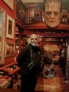 Guillermo Del Toro: At Home with Monsters review
