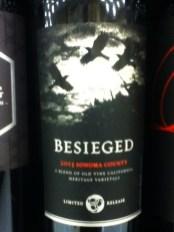 besieged wine