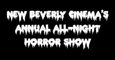 New Bev All Night Horror Show