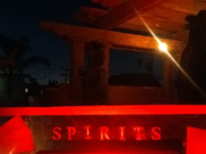 After the show, have a drink at the Spirits Bar on premises.