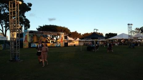 Zombie Fest at Rainbow Lagoon Park