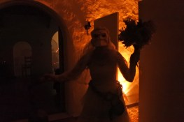 Casa Creepy Ghost Bride