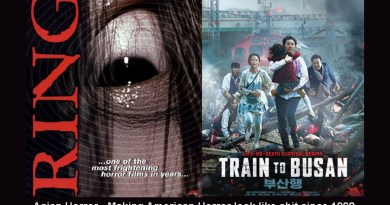 Initial reaction after viewing Train to Busan…