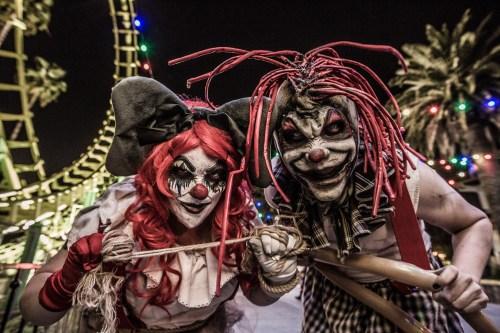 Carnevil Clown Couple