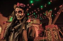 Fiesta De Los Muertos Skull Woman