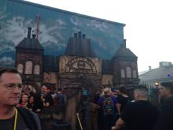 Knotts Scary Farm 2017 Paranormal Inc exterior