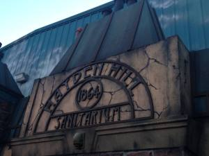 Knott's Scary Farm 2017 review: Paranormal Inc